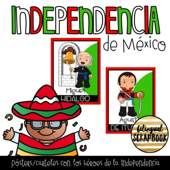 Independencia de Mexico (Mexican Independence Posters)