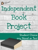 Independent Book Project