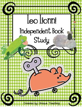 Independent Book Study - packet