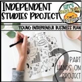 Independent Business Planning Project (Google Slides)