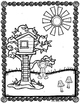 Independent & Dependent Variables Fun Coloring Activity