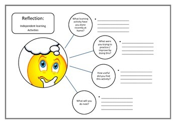 Independent Learning - Reflection task