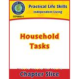 Independent Living: Household Tasks Gr. 9-12+