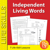 Independent Living Words