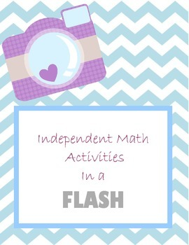 Independent Math Games and Activities
