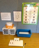 Independent Money Counting Cards for Primary Students, COM