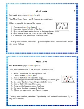 Independent Montessori-Based Writing Activities - Grades K-1 - Volume 1