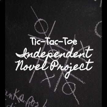 Independent Novel Book Project
