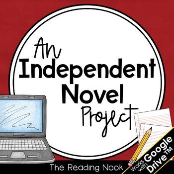 Independent Novel Project for Any Novel