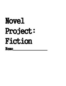 Independent Novel Reading Packet