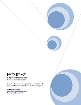 Independent Project Series - Poetry Project