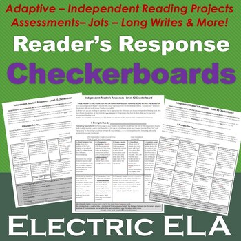 Independent Reader's Responses (3 checkerboards - 29 prompts - 3 projects)