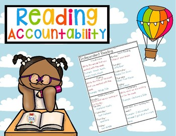 Independent Reading Accountability
