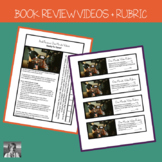 Independent Reading Accountability: Book Review Videos Activity