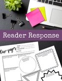 Independent Reading Accountability One Pager for Any Novel