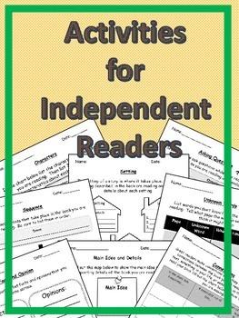 Independent Reading Activities