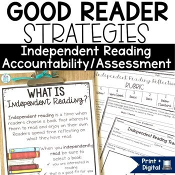 Independent Reading Accountability and Assessment