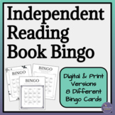 Independent Reading Activities for Middle School & High School