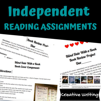 Independent Reading Book Assignments