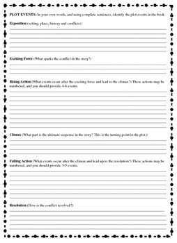 Book Tracker for Independent Reading