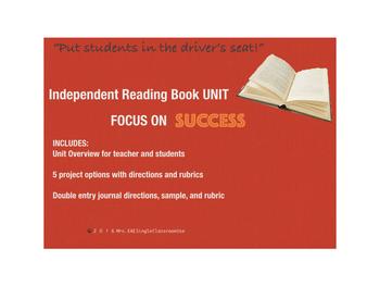 Independent Reading Book Unit: Focus on SUCCESS