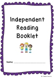 Independent Reading Booklet for Lower Grades (10 weeks wor