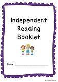Independent Reading Activity for lower primary! Great for
