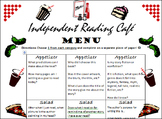 Independent Reading CAFE