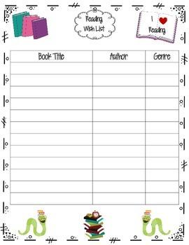 Independent Reading Classroom Starter Kit