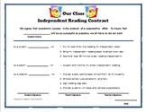 Independent Reading Contract
