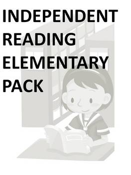 Independent Reading Elementary Pack