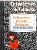Independent Reading Foldables for Interactive Notebooks