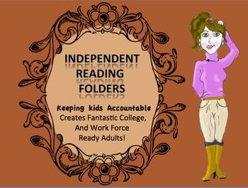 Independent Reading Folder
