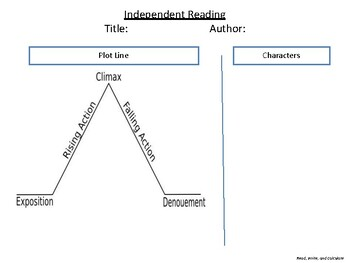 Independent Reading Forms