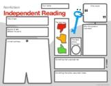 Independent Reading Graphic Organizer