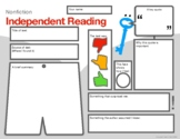 Independent Reading Graphic Organizer
