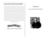 "Independent Reading Guide and Journal for ""Dias de gatos"""