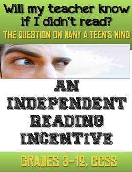 Independent Reading Incentive Project