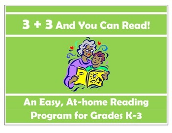 At Home Reading Program--Interactive Parent-Child Reading System