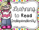Independent Reading Lesson Plan - TEKS (Grade 3)