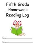 Independent Reading Log