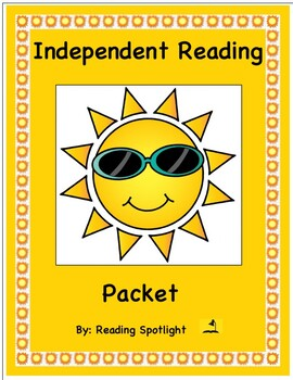 Independent Reading Packet (Distance Learning)