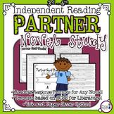 Independent Reading Partner Novel Study