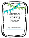 Independent Reading Poster