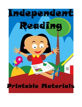 Independent Reading - Printable Materials for your Secondary Students