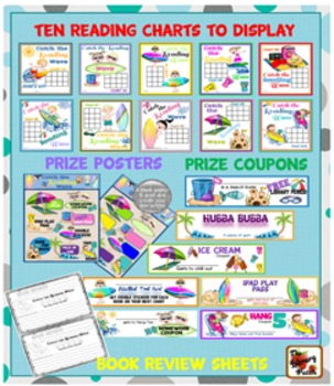 Independent Reading Program - Catch the Reading Wave