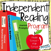 Independent Reading Program - Middle and High School