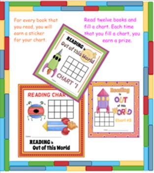 Independent Reading Program - Out of this World Theme
