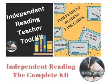 Independent Reading Program--Complete Bundle