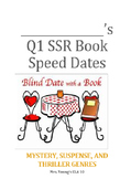 Independent Reading Project Book Speed Date Activity
